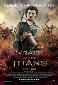 Wrath of the Titans Posters and New Trailer | Good Film Guide