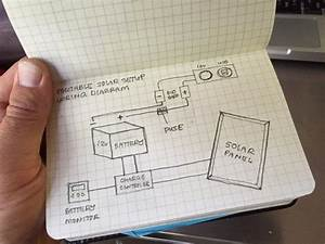 Wiring Diagram For Portable Solar Power