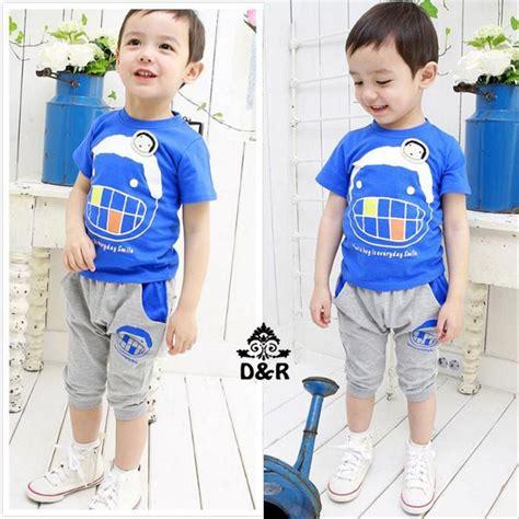 jual setelan baju anak laki laki 3 4 tahun kaos anak laki laki murah baju kaos anak laki