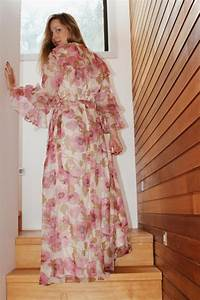 bohemian bridesmaids dress long sleeve boho dresses With long sleeve maxi dress for wedding