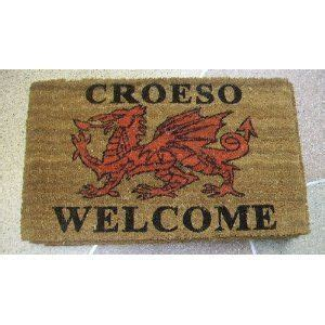 Croeso Doormat by 1000 Images About It Is On Wales Uk