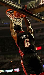 LeBron James Photos Photos - Miami Heat v Chicago Bulls ...