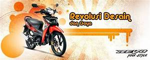 Modification Honda New Revo 100 Cc