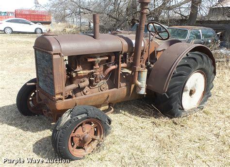 1928 Mccormick-deering 10-20 Tractor