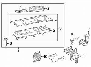 Chevrolet Hhr Ignition Coil Mounting Bracket  2 2 Liter  2