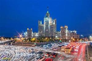 Moscow, Russia - Tourist Destinations