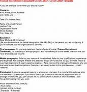 Cover Letter To Recruitment Agency Example Highlights Post Covering Letter For Recruitment Consultant Travel Agent Cover Letter Cover Letters For Mining Jobs Cover Letter Templates Cover Letter
