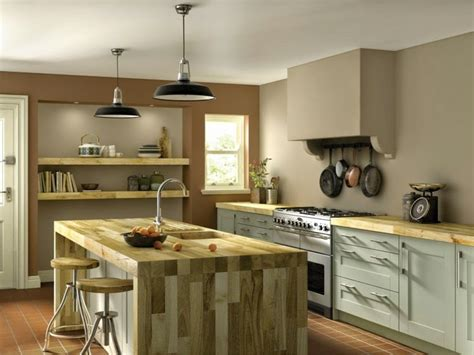 colors for a kitchen wall contrasting kitchen wall colors 15 cool color ideas 8263
