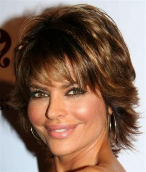 Short Layered Hairstyles For Women Over 50 The Xerxes