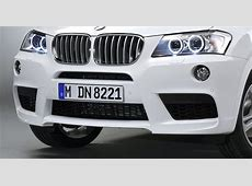 New 2011 BMW X3 M Sport Package Images Revealed