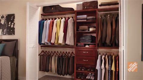 Build Closet Organizer by Build Your Own Closet Organizer Storage How To