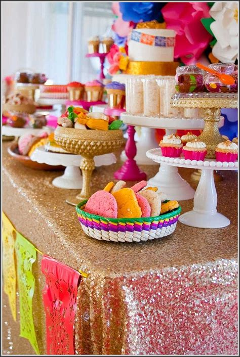 fiesta theme party decorations
