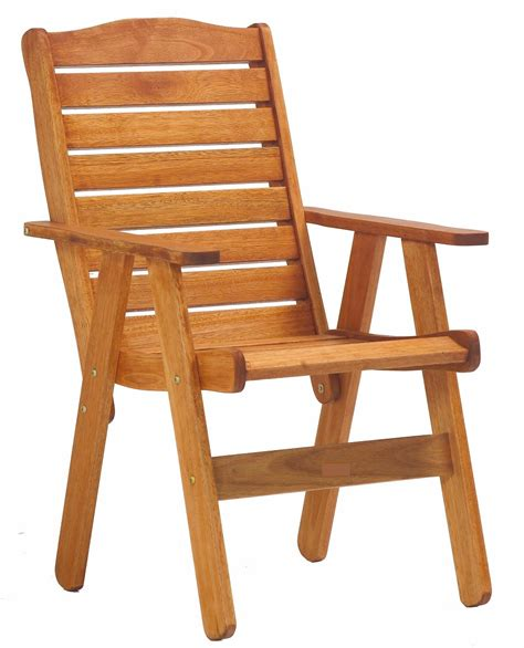 outdoor wooden chairs with arms www pixshark