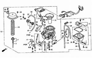Honda Atc 200 Carb Diagram