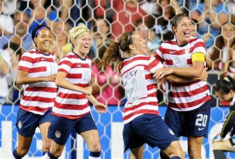 USA Women's Olympic Soccer Team: 6 Keys to Beating France ...