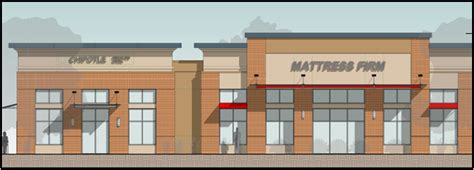 mattress firm sc mattress firm chipotle commericial real estate