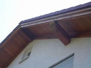 Dachüberstand Verkleiden Material : bau de bilder zum forumsbeitrag sanierung dach berstand ~ Orissabook.com Haus und Dekorationen