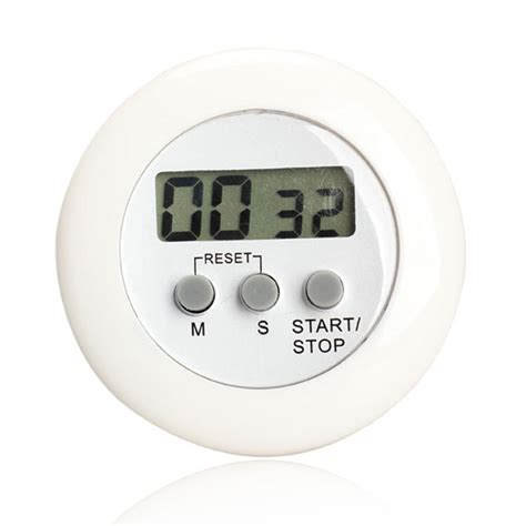 Kitchen Timer by Magnetic Lcd Digital Kitchen Countdown Timer Alarm