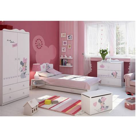 chambre de minnie armoire minnie mouse 135 cm azura home design