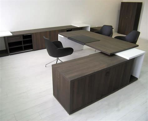 L Shaped Executive Desk Designs  Thediapercake Home Trend