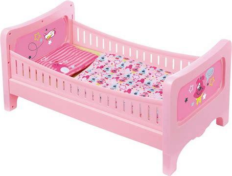 Zapf Creation Puppenmöbel, »baby Born® Bett Mit