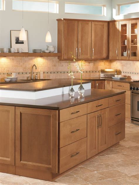 cottage kitchen islands shenandoah cabinetry island in solana spice kitchen islands pinterest islands and spices