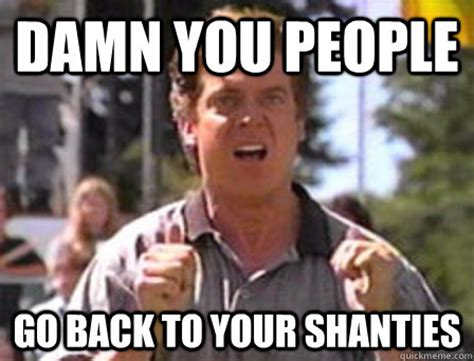 Happy Gilmore Meme - object moved