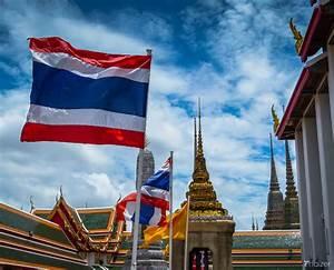 Thai Elephant Design The Thai Flag