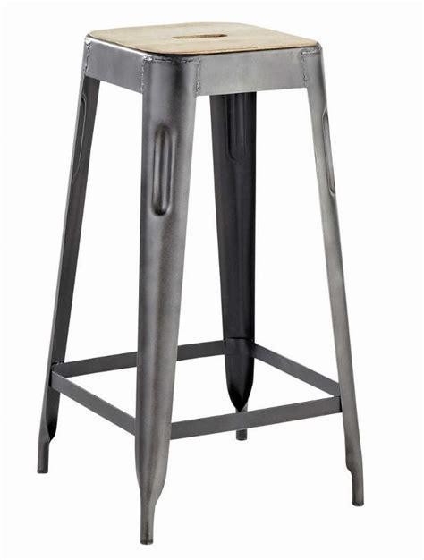 chaise de bar tolix chaise haute de bar tolix chaise idées de décoration