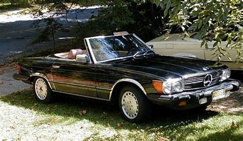 Meet the 2016 amg gt and gt s. Mid 1980's Mercedes Benz Convertible, used to be my dream car in black or red | Oldies but ...