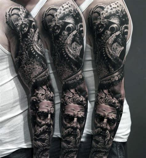 top  coolest tattoos  men masculine design ideas