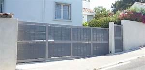 Portail 4 Metres Brico Depot : pilier portail brico depot ~ Dailycaller-alerts.com Idées de Décoration