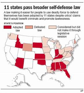 More states OK deadly self-defense - politics | NBC News