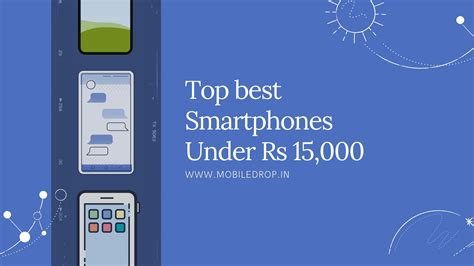 top  smartphones  rs   india june