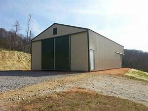 30x50x14 pole barn wwwnationalbarncom national barn With barn construction companies