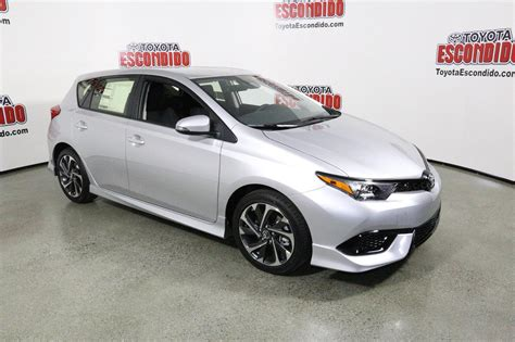 Corolla Im 2017 by New 2017 Toyota Corolla Im Hatchback In Escondido 1014539