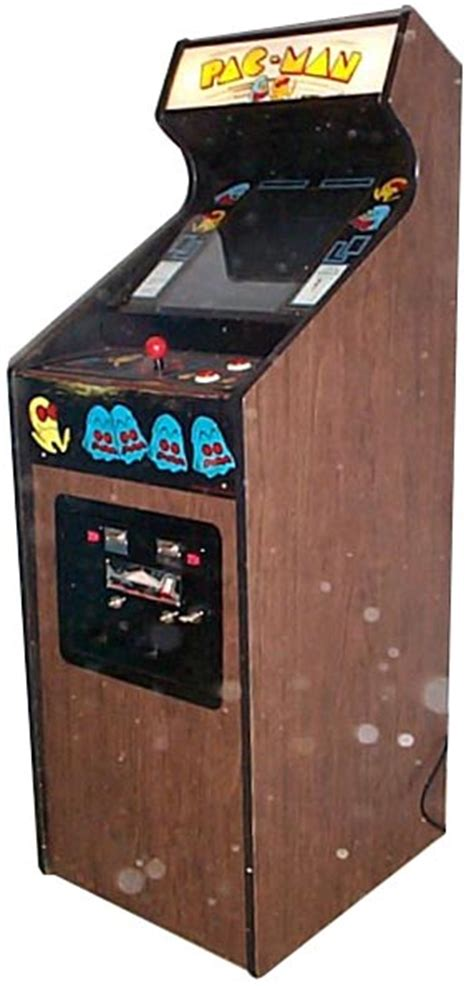 pac man videogame by midway manufacturing co