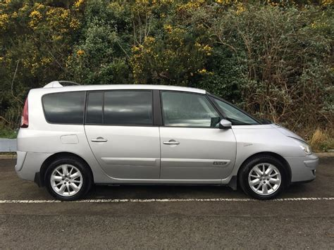 Renault Grand Espace by 2009 Renault Grand Espace 2 0dci Dynamic 7 Seater Manual
