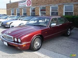 1997 Carnival Red Pearl Jaguar Xj Xj6  16135143