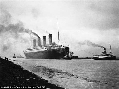 Unsinkable Ships Sink by Letter Written Aboard Titanic Sells For 200 000 Daily