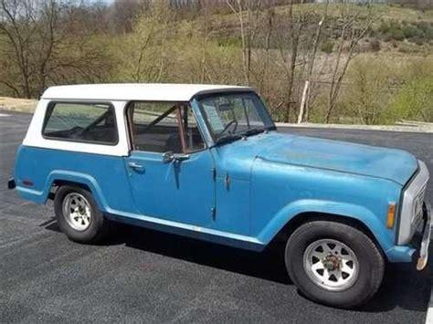 1973 jeep commando purchase used 1973 jeep commando 304 clean pennsylvania