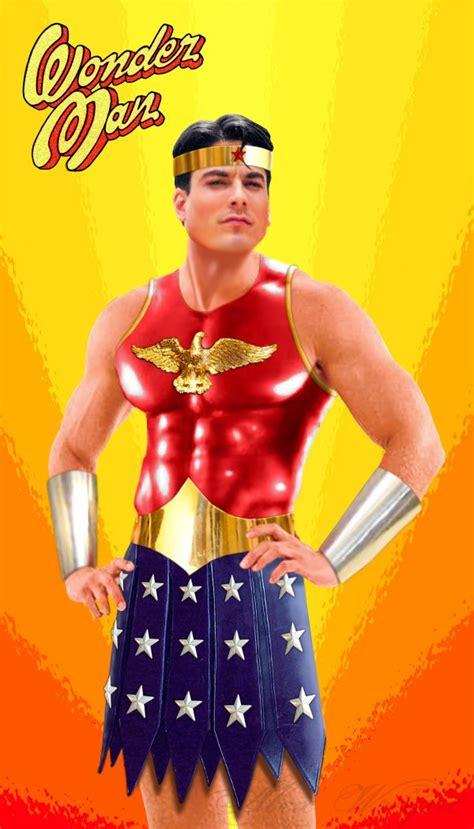 Gender Bender Wonder Man Thewrightman Deviantart