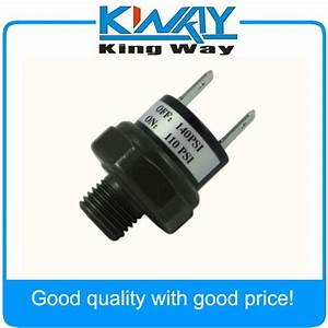 Air Pressure Switch For Train Horn Compressor Rated 110
