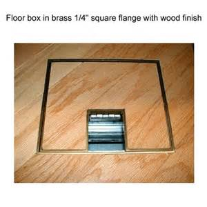 Legrand Floor Boxes For Carpet by Fsr Fl 600p Electrical Floor Box At Cableorganizer