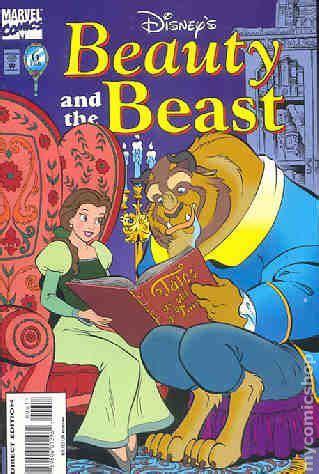 beauty   beast  marvel comic books