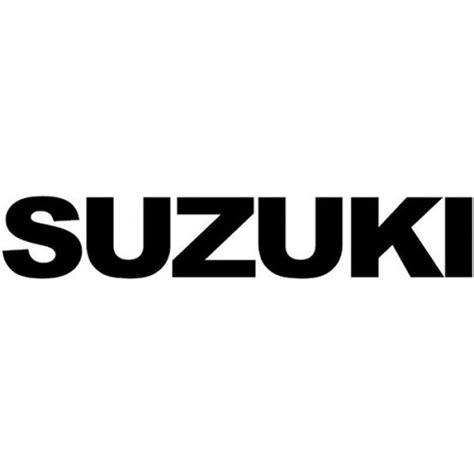 Suzuki Stickers by Suzuki Stickers