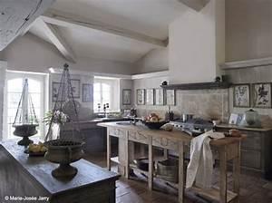 Cuisine Ancienne Campagne : cuisine ancienne cuisine de luxe moderne cbel cuisines ~ Nature-et-papiers.com Idées de Décoration