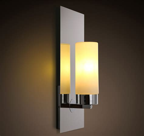 new chrome modern led wall ls sconces lights bathroom kitchen wall mount l cabinet fixture