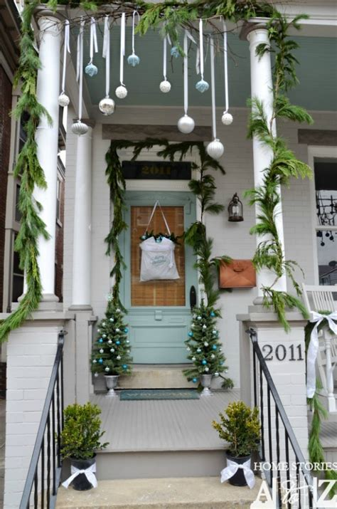 simple outdoor decorating ideas outdoor christmas decorations homemade holiday inspiration hoosier homemade
