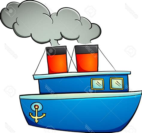 Boat Cartoon Images Free by Top Cartoon Boat Clip Art Drawing Vector Art Library